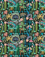Mr Bear Fabric_70cm repeat_close up