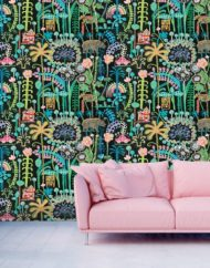 Pink Sofa_Mr Bear_140cm repeat_no window_cropped