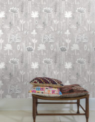 Lucy Tiffney_Jaipur Stone Wallpaper