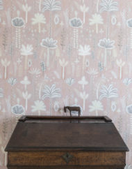 Lucy Tiffney_Jaipur Wallpaper