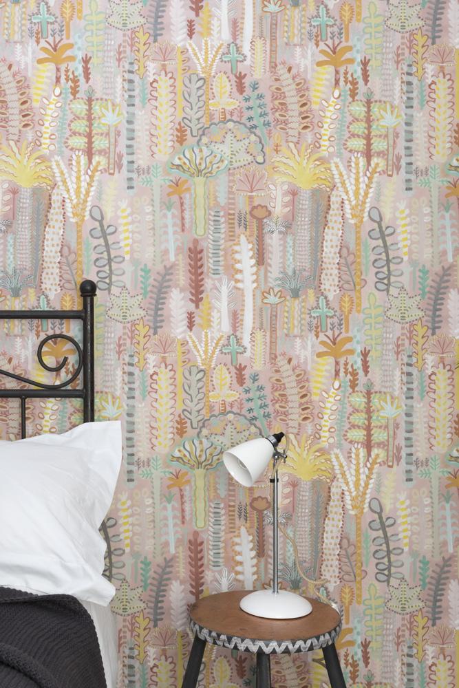 Miami Extra Wide Wallpaper 10m