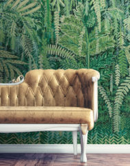 FOREST_YELLOWCHAISE_mural