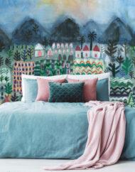 LITTLE_HOUSES_210cmx254cm_mural_bed_webcrop-570×701